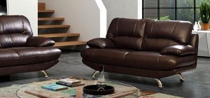 Samara 2 Seater Brown Brn