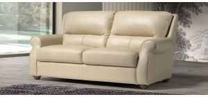 Classic Cream Leather 3 + 2 Sofa Set With Wooden Legs Newtrend Available In A Range Of Leathers And Colours 10 Yr Frame 10 Yr Pocket Sprung 5 Yr Foam Warranty