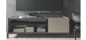 Kali Taupe One Door Open TV Unit
