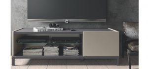 Kali Taupe One Door Open TV Unit
