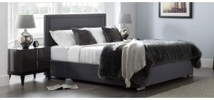 Berlin Bed Frame King 5FT Cosmic With Side Ottoman Storage
