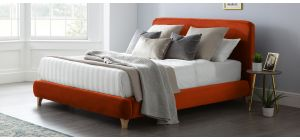 Madrid Bed Frame Double 4FT6 Apricot