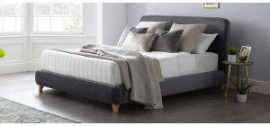 Madrid Bed Frame King 5FT Cosmic
