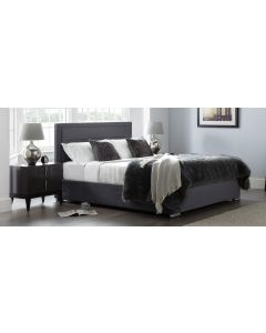 Berlin Bed Frame Double 4FT6 Cosmic With Side Ottoman Storage