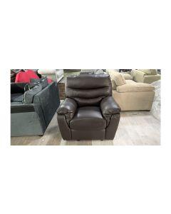 Brown Recliner Armchair